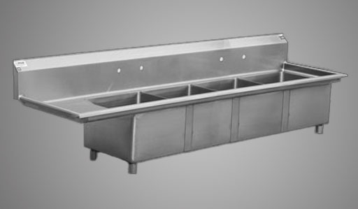 RJ Fabricators stainless steel